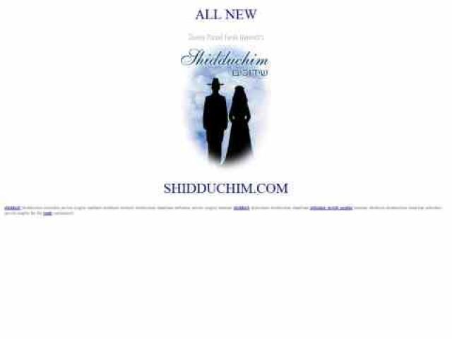 www.shidduchim.com